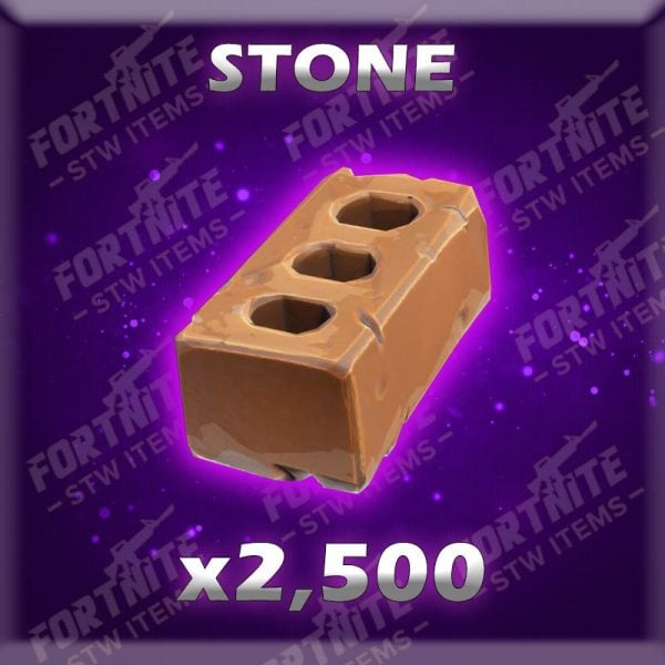 2.5k stone fortnite items